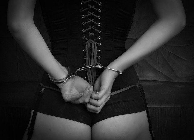 bdsm seznamka bondage